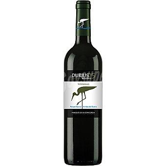 Hacienda Zorita Vino tinto tempranillo de Castilla y León Botella 75 cl