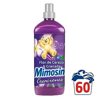 Mimosín Suavizante Flor de cerezo & Granada creaciones 55 lavados