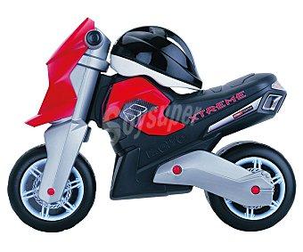 Molto Moto cross Xtremm+casco 1 unidad