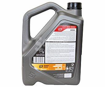 Auchan Aceite mineral para vehículos diésel, G3 5 Litros
