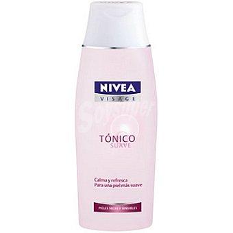 NIVEA VISAGE tónico facial suave calma y refresca para piel seca/sensible  frasco 200 ml
