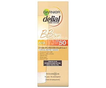 Delial Garnier Crema Facial BB Sun Color F-50 50 ml
