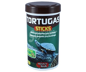 MISTER FISH Alimento completo para tortugas 75 gramos