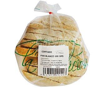PAN BLANCO Pan Blanco Mallorquín Cortado 500 Gramos