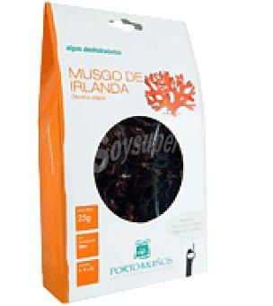 Porto Muiños Musgo de irlanda deshidratado 25 g