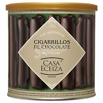 Casa Eceiza Cigarrillos de chocolate Lata 200 g