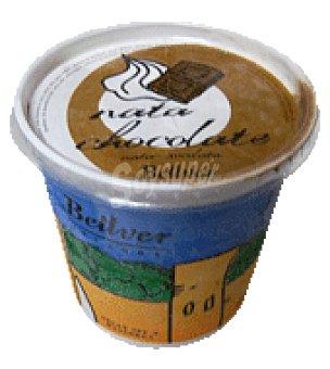 Bellver Helado nata chocolate 1 l