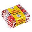 Salchichas frankfurt Pack 4 envases x 160 g DIA