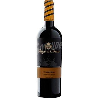 PAGO DE CIRSUS Vino blanco chardonnay fermentado en barrica D.O. Navarra Botella 75 cl