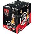 Mini cerveza rubia especial  pack 12 botellas 20 cl Estrella Galicia