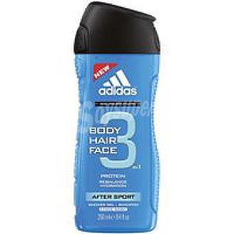 Adidas Gel After Sport Bote 250 ml