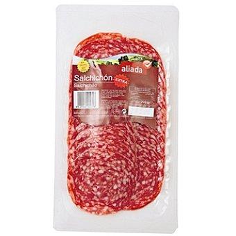 Aliada Salchichón extra en lonchas sin gluten Envase 200 g