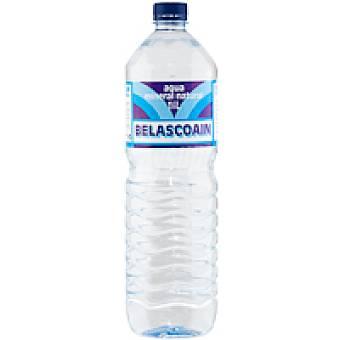 Belascoain Agua mineral Botella 1,5 litros
