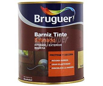 Bruguer Barniz para muebles incoloro y acabado satinado 0,75 litros