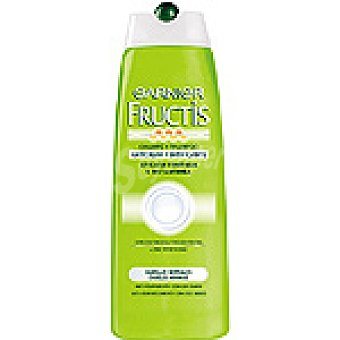 Fructis Garnier Champú anticaspa fortificante uso frecuente para cabello normal Frasco 300 ml