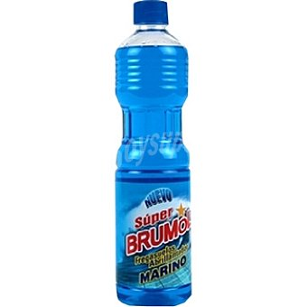 Brumol Limpiador y abrillantador marino Botella 1 l