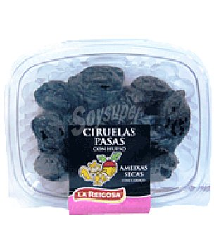 La Reigosa Ciruelas pasas con hueso 250 g