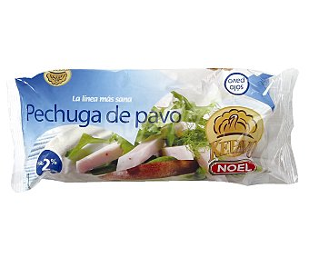 Noel Pechuga de pavo Paquete de 400 gramos