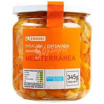Eroski Ensalada mediterránea Tarro 245 g
