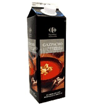 Carrefour Selección Gazpacho D.N.T. Brick de 1 L.