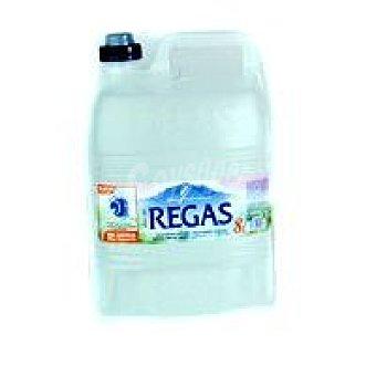 Font Regas Agua Font Regas 8l. 1/2box  8 litros