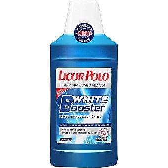 Licor del polo Enjuague white booster 500 ml