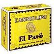 Canelones normal 20u 110g El Pavo Gallina Blanca