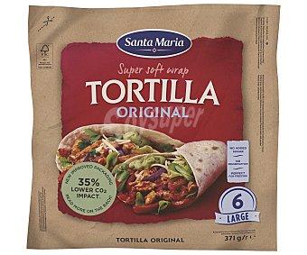 Santa Maria Tortillas mejicanas 371 g