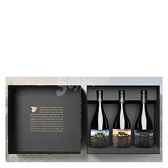 Garnachas de España Estuche de vino tinto Pack 3x75 cl