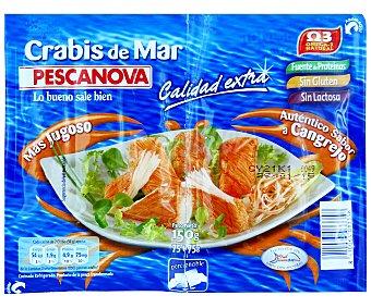 Pescanova Crabis de Mar frescos 2 Unidades de 75 Gramos