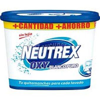 Neutrex Quitamanchas para ropa blanca Caja 15 dosis