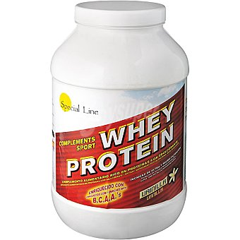 Special Line sabor vainilla  Whey Protein bote 900 g