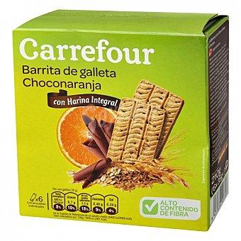 Carrefour Galletas de chocolate y naranja 210 G 210 g