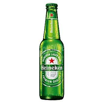 Heineken Cerveza Botella de 33 centilitros