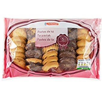 Eroski Pastas de Té Bandeja 400 g
