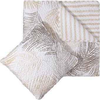 Unit Colcha bouti hojas para cama 105 cm