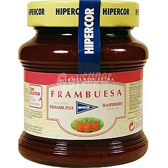 Hipercor Mermelada de frambuesa Frasco 350 g