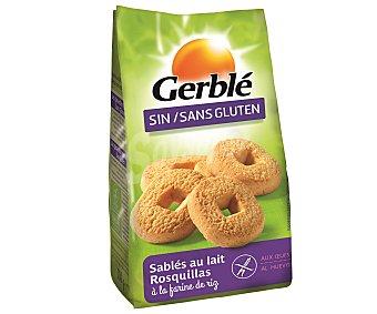 Gerblé Rosquillas sin gluten Envase 200 g