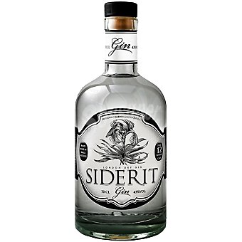 SIDERIT Ginebra Premium botella 70 cl Botella 70 cl