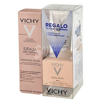 Vichy Idealia Life Serum Caja 30 ml