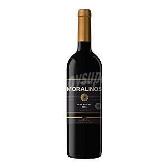 Moralinos Vino D.O. Valdepeñas tinto Gran Reserva 75 cl