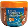 Gelatina bronceadora coco zanahoria FP-0 para pieles muy bronceadas Tarro 200 ml Babaria