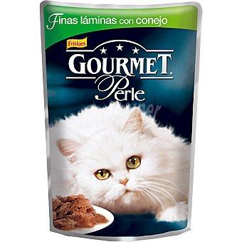 Gourmet Purina Conejo alimento para gato Perle Bolsa 85 g