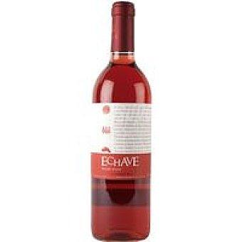 Echave Vino Rosado Navarra Botella 75 cl