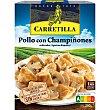 Pollo con champiñones Carretilla 250 g Carretilla