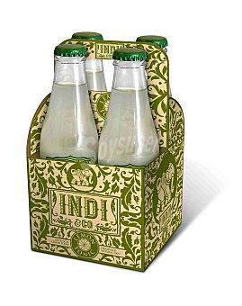 Indico Tónica de Limón 4 Botellas x 20 Centilitros