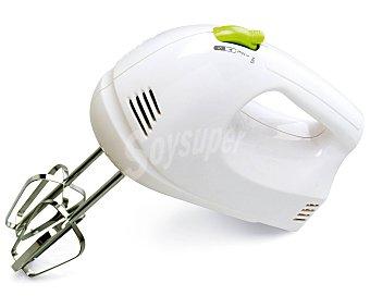 SELECLINE HM816 Batidora amasadora de varillas (producto económico alcampo), 125w, 5 velocidades, botón de expulsión de varillas,