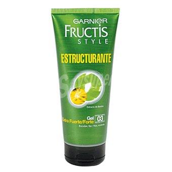 Fructis Garnier Gel fijación extra fuerte 200 ml
