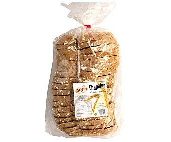 Gotri Pan Chapatón multicereal 750 gr