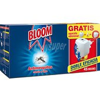 Bloom Insecticida eléctrico líquido Aparato + recambio